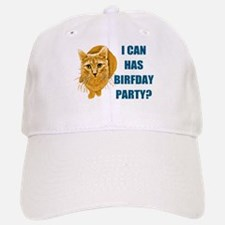 LOLCAT Birthday Party Baseball Baseball Cap