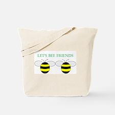 Cute Friends benefits Tote Bag