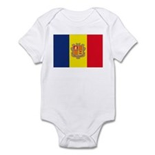 Andorra Infant Bodysuit