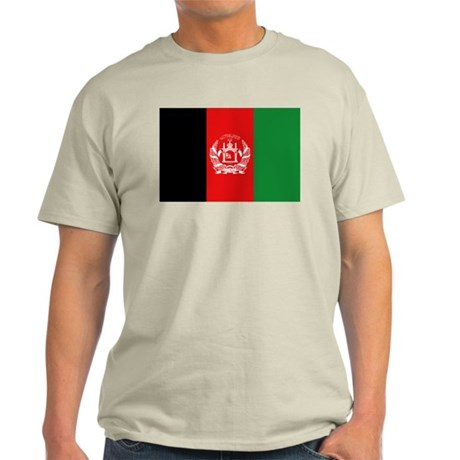 Afghanistan Light T-Shirt
