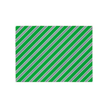 Preppy Stripes Pattern 5u0027x7u0027Area Rug