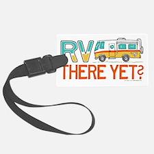 Cool Rv Luggage Tag