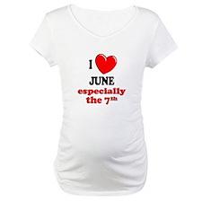 June 7th Shirt