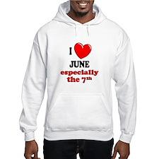 June 7th Hoodie