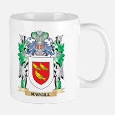 Macgill Coat of Arms - Family Crest Mugs