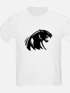 Panther Head Black (VAPA) Huge T-Shirt