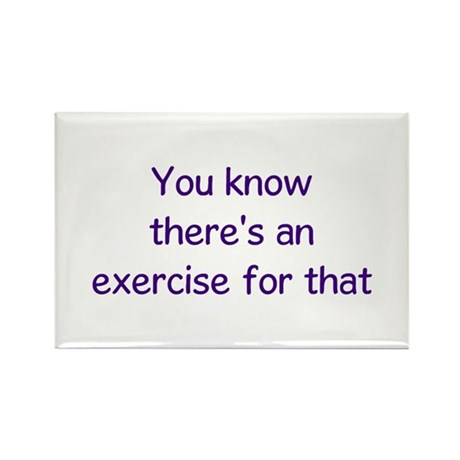 Physical Therapist Rectangle Magnet