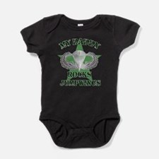 Unique Cavalry wife Baby Bodysuit