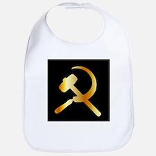 Communism Symbol Bib