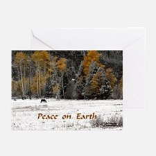 """Peace on Earth"" Greeting Cards (Pk of 20)"