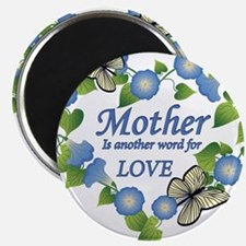 Mothers Love Heart Magnets
