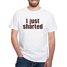 I JUST SHARTED SHIRT FUNNY BI Shirt