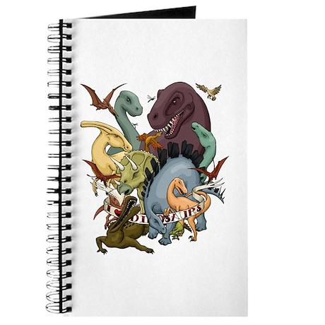 I Heart Dinosaurs Journal