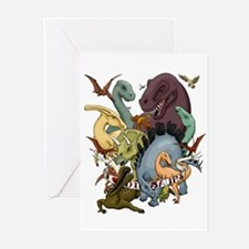 I Heart Dinosaurs Greeting Cards (Pk of 10)