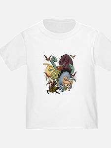 I Heart Dinosaurs T