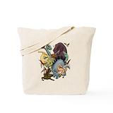 Dinosaur Bags & Totes