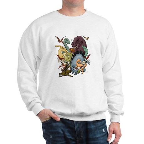 I Heart Dinosaurs Sweatshirt