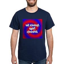 Dyslexics See T-Shirt
