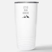 Let's Go On An Adventure Travel Mug