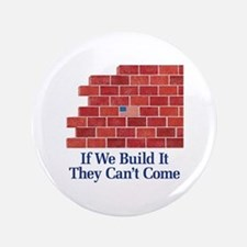 "Brick Wall 3.5"" Button"