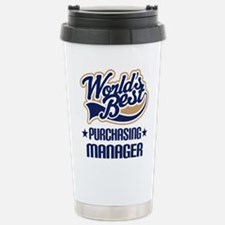 Unique Worlds best office manager Travel Mug