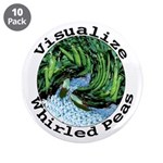 """Visualize Whirled Peas 3.5"""" Button (10 pack)"""