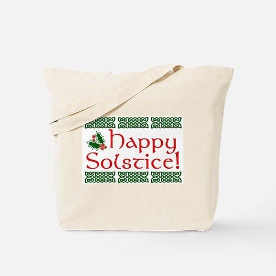 Happy Solstice Tote Bag