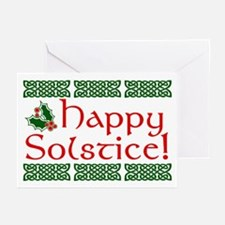 Happy Solstice Greeting Cards (Pk of 20)