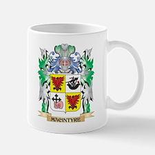 Macintyre Coat of Arms - Family Crest Mugs