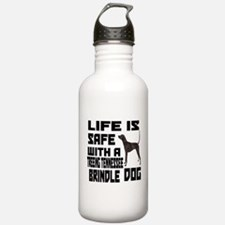 Life Is Safe With A T Water Bottle