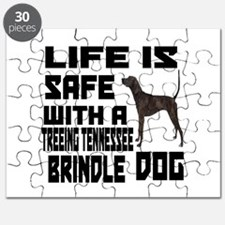 Life Is Safe With A Treeing Tennessee Brin Puzzle
