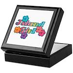 Island Girl Keepsake Box