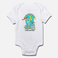 SHEBLE AVIATION Infant Bodysuit
