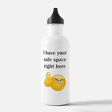 Unique Campus Water Bottle