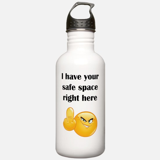 Cute Campus Water Bottle