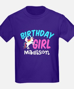 Unicorn Birthday T