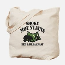 Smoky Mountains Tote Bag