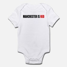 Manchester is Red Infant Creeper