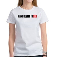 Manchester is Red Tee