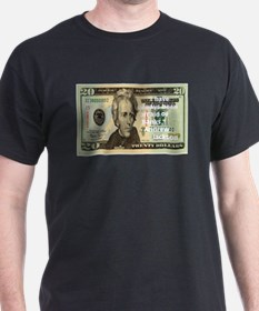 Jackson and Bank T-Shirt