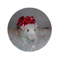 "pet rat 3.5"" Button"