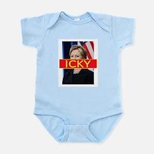 Hillary Icky Infant Bodysuit