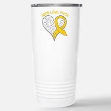 Neuroblastoma Hope Travel Mug