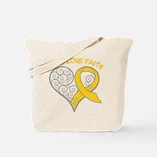 Neuroblastoma Hope Tote Bag