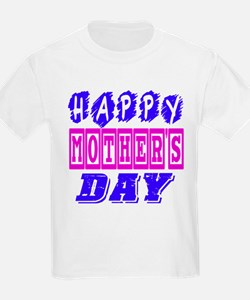 Happy Mother's Day Designs T-Shirt