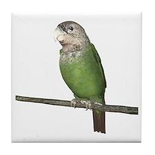 Cape Parrot Tile Coaster