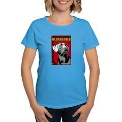 Obey the Weimaraner! Tee