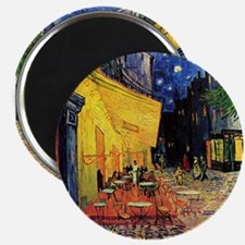 Van Gogh, Cafe Terrace at Night Magnets