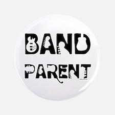 """Band Parent 3.5"""" Button"""
