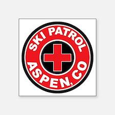 """Cute Patrol Square Sticker 3"""" x 3"""""""
